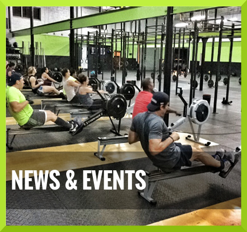Crossfit Armed News & Events