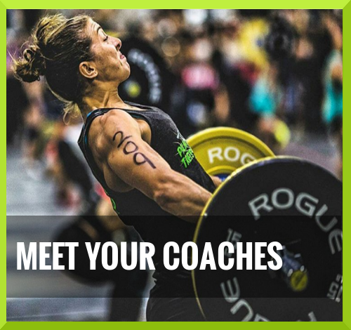 Crossfit Armed Coaches