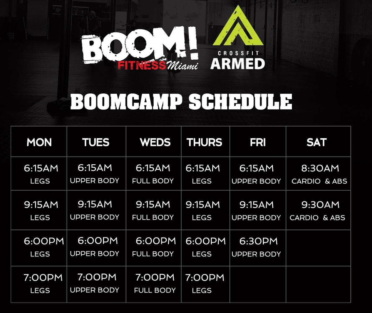 Boom Camp