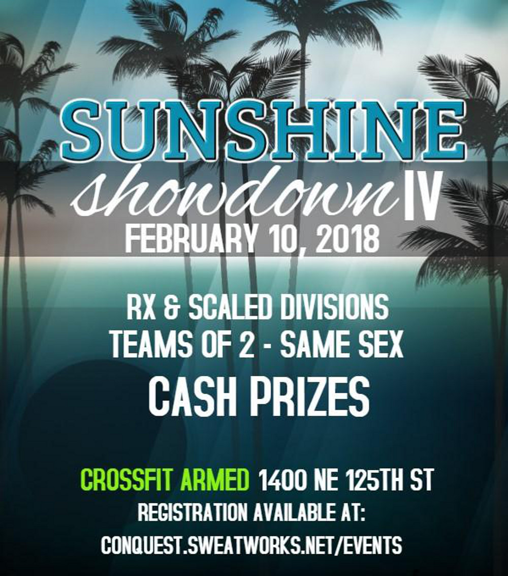 Sunshine Showdown
