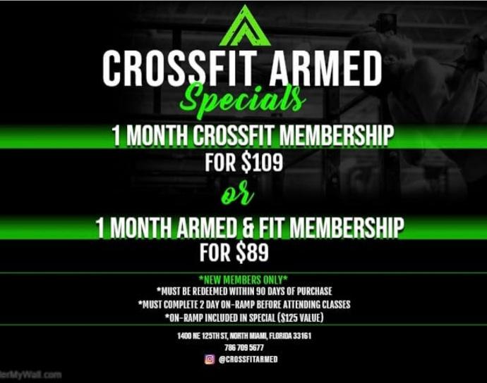 Crossfit Armed