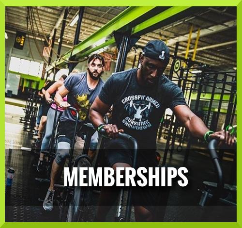 Crossfit Armed Memberships